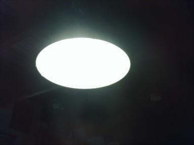 Compact flourescent lamp